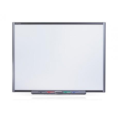 """SMART Board SBM680 77"""" 4/3 con tecnología DViT Multitáctil(166 cm anchura x 131,2 cm altura. 195,6 cm diagonal)"""