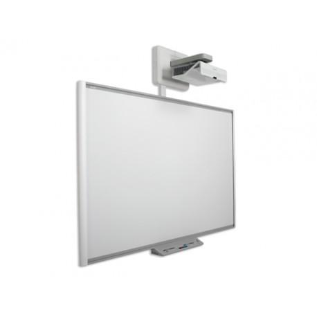 SMART Board SBM680 + Proyector SMART U100