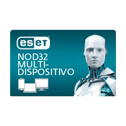ESET NOD32 MULTIDISPOSITIU PACK 5